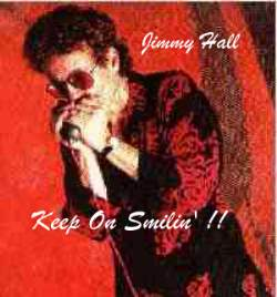 Jimmy Hall Website